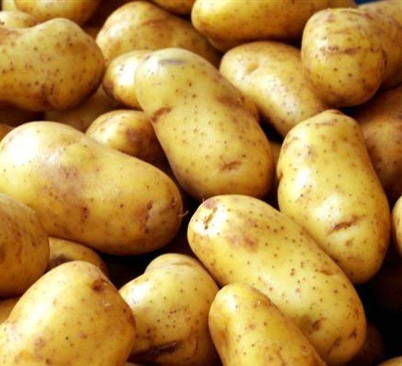 Batatas: uma ótima forma de remover cacos de vidro