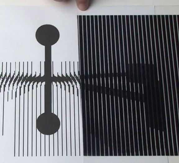 Ilusão óptica faz desenhos parecerem uma animação [vídeo]