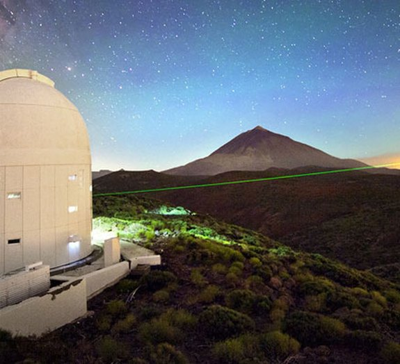 Novo recorde de teletransporte quântico bate 143 quilômetros