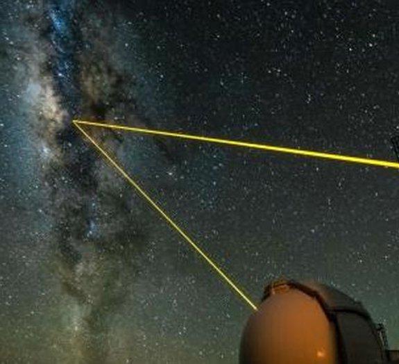 Encontrada nova estrela orbitando um buraco negro no centro da Via Láctea