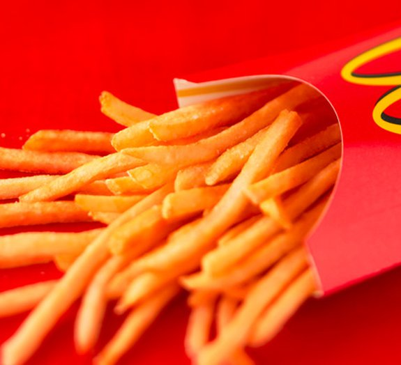 Mistério resolvido: saiba como são feitas as batatas fritas do McDonalds