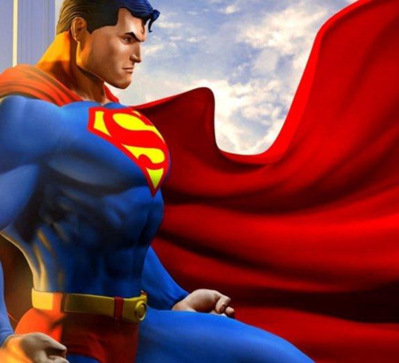 Por que o Superman usa cueca por cima da calça?