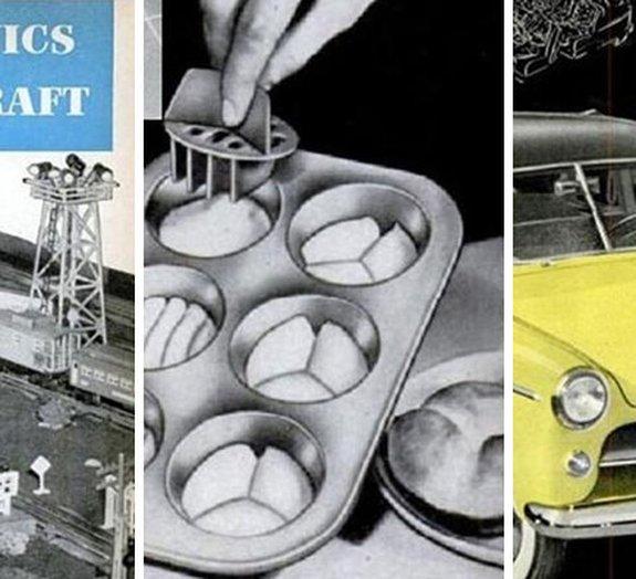 Conheça 9 gadgets muito desejados no ano de 1952