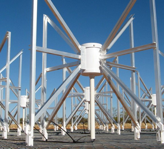 Radiotelescópio australiano vai monitorar tempestades solares