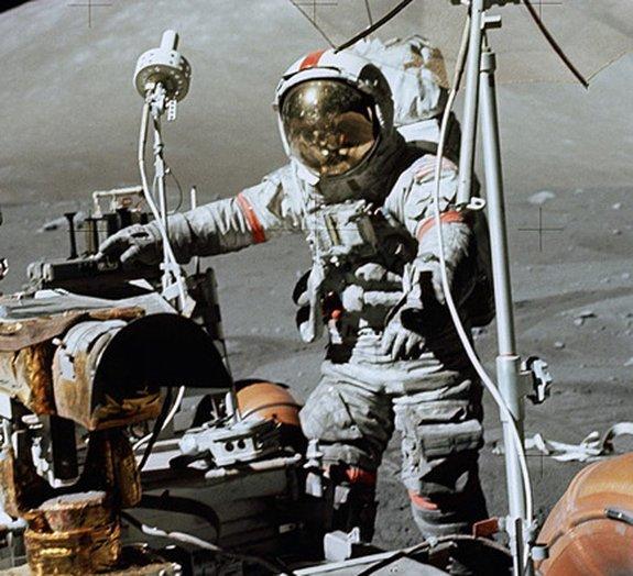 Apollo 17: há exatos 40 anos, o homem fez sua sexta viagem à Lua [vídeo]