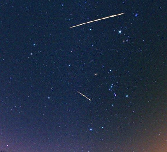 Veja as incríveis imagens da chuva de meteoros Geminid deste ano [galeria]