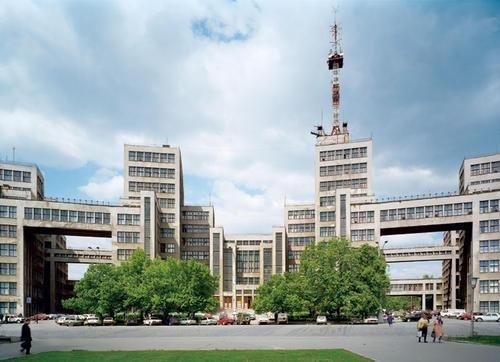 Edifício Gosprom, Cracóvia
