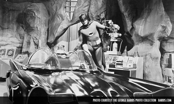Saiba como nasceu o Batmóvel original [galeria]