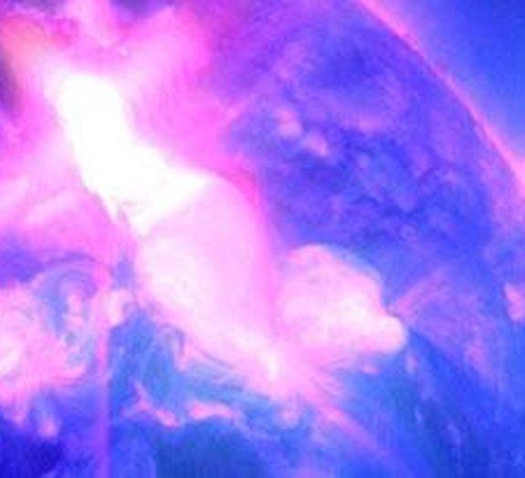 Sonda espacial fica cega devido à tempestade solar