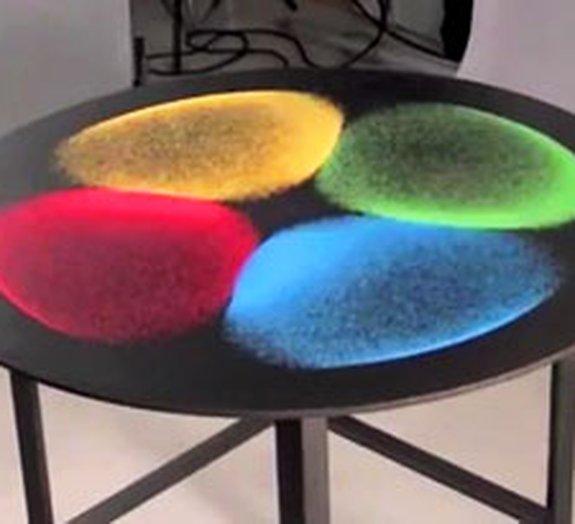Chladni: a incrível arte feita com som e areia