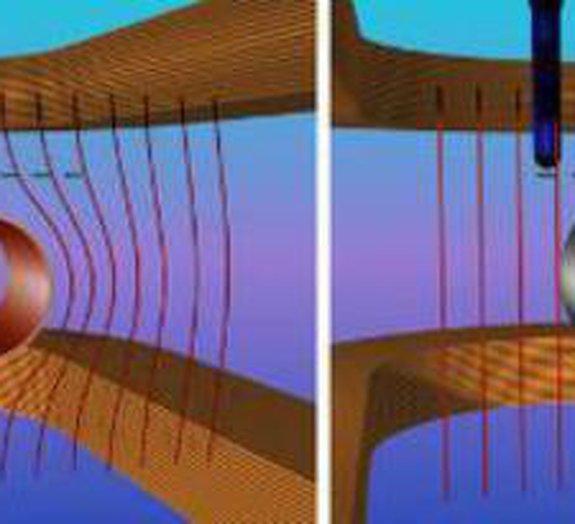 Cientistas criam material magneticamente invisível