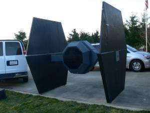 TIE Fighter: agora a nave de caça do Império pode ser sua