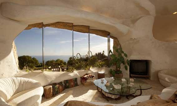 Puro luxo: residência dos Flintstones pode ser sua por US$ 3,5 milhões