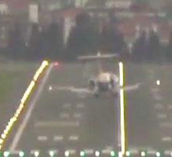 Turbulência: ventos fortes quase derrubam aviões na Espanha