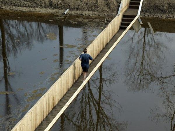 Conheça a Sunken Bridge, uma ponte submersa