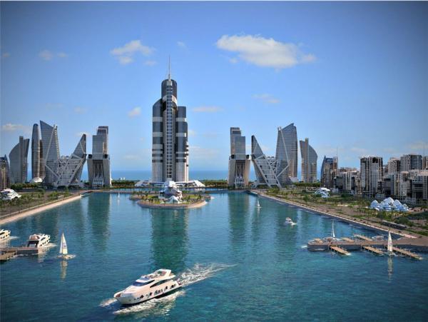 Prédio com mais de 1 km de altura pode ser construído no Azerbaijão