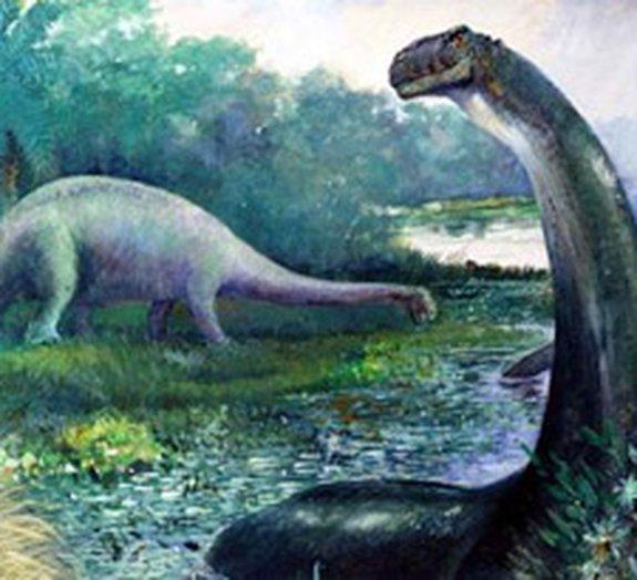 Dinossauros flatulentos podem ter provocado o aquecimento global