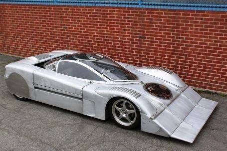 Project Sea Lion: o carro anfíbio para James Bond nenhum botar defeito
