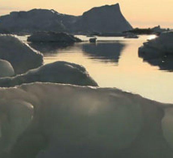 Icebergs poderiam ser usados como fontes de água potável?