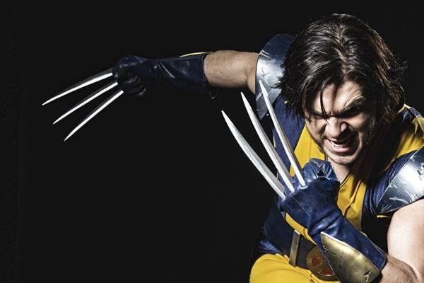 Wolverine pelas lentes de Jay