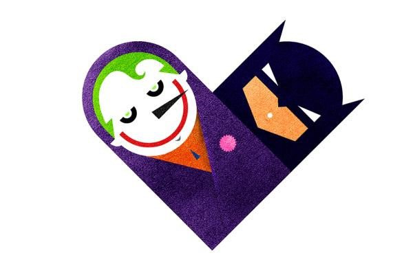 Batman x Coringa