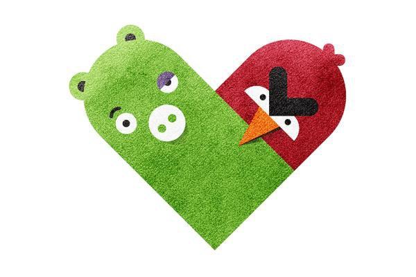 Angry Bird x Porquinho