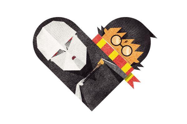 Harry Potter x Voldemort