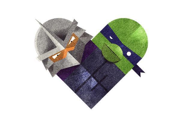 Leonardo x Shredder