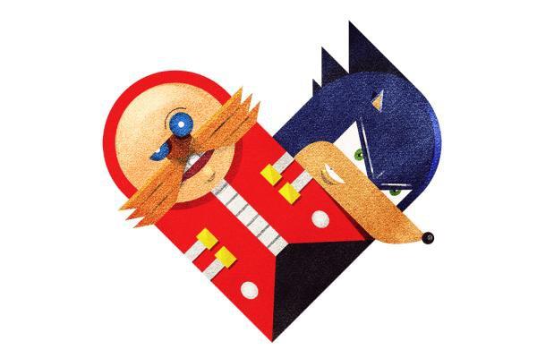 Sonic x Robotnik