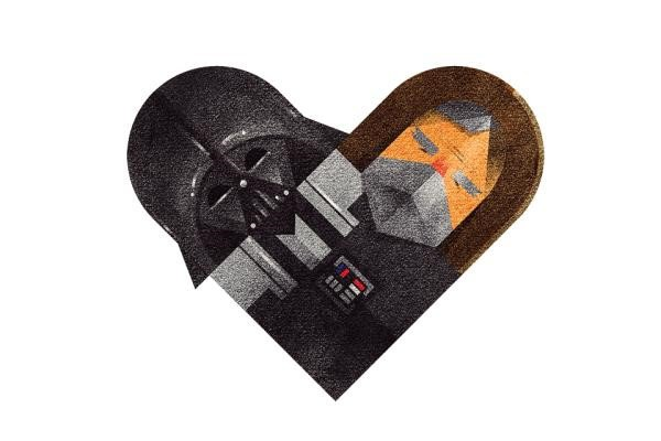 Jedi x Darth Vader