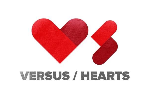Rivalidades: designer une inimigos mortais em uma coleção de corações