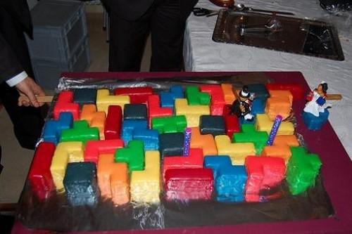 Louco por Tetris? Confira algumas guloseimas baseadas no jogo