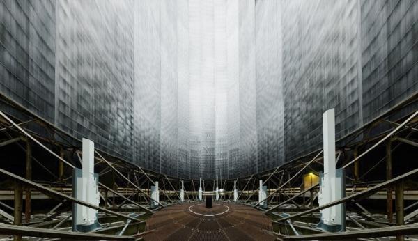 Fotógrafo revela a infraestrutura oculta de empresas gigantes [galeria]