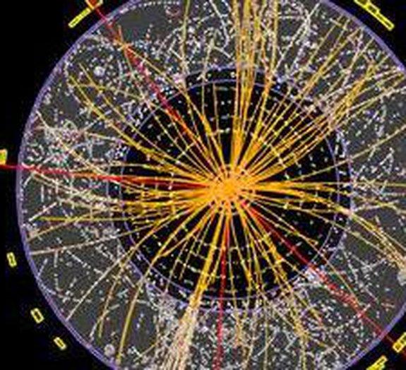 Cientistas podem ter descoberto o Bóson de Higgs