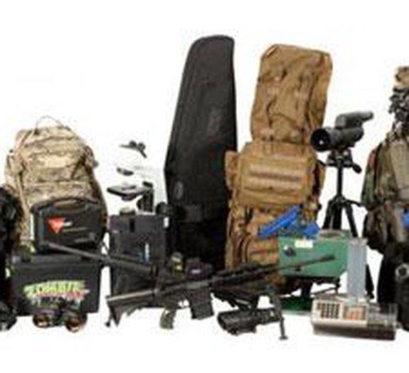 Proteja-se de um apocalipse zumbi com um kit que custa R$ 50.000