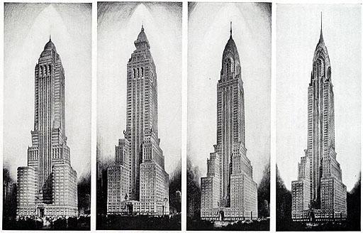 Edifício Chrysler, Nova York