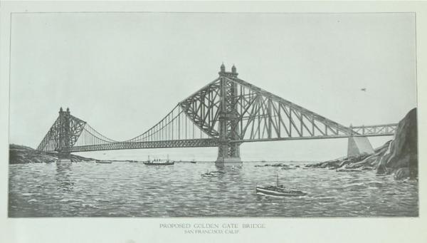 Ponte Golden Gate, San Francisco