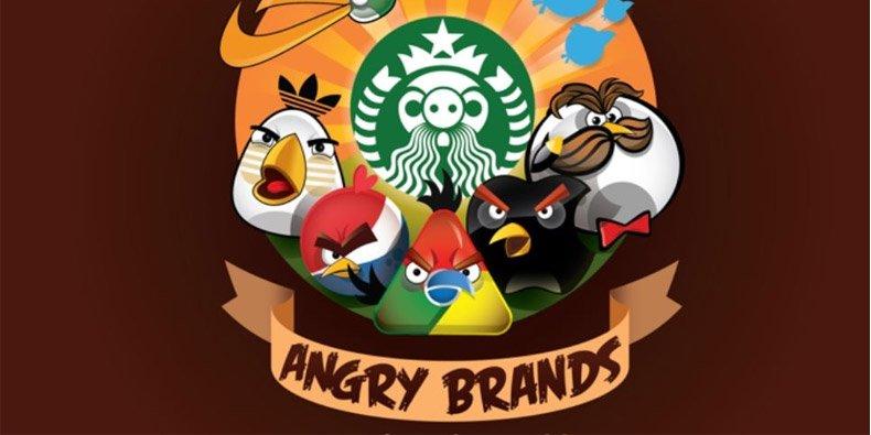 Estúdio de design cria paródias  honestas  de logos de empresas famosas - Mega  Curioso 14b0f62438