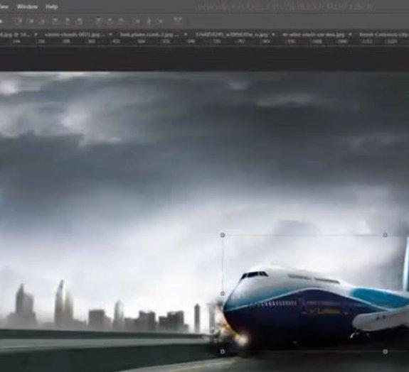 Veja um mestre do Photoshop trabalhando [vídeo]