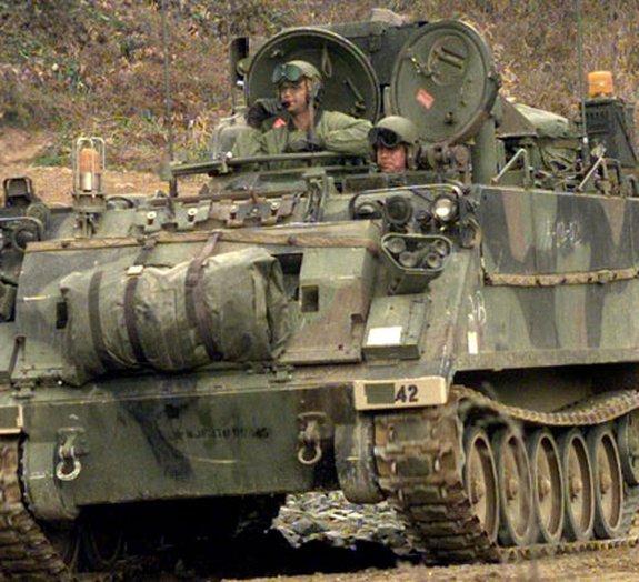 Polícia norte-americana recebe tanques de guerra para combater o crime