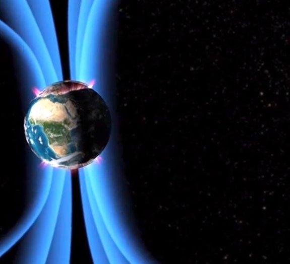 NASA anuncia descoberta de portais no campo magnético terrestre