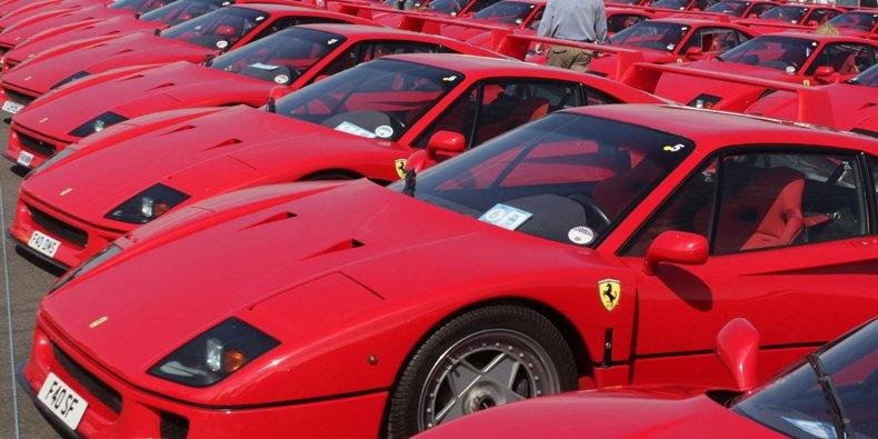 9d62d186044 Apresentação da Ferrari 458 Speciale parece ser feita para video games -  Mega Curioso