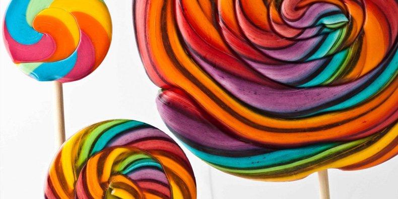 Resultado de imagem para pirulitos doces