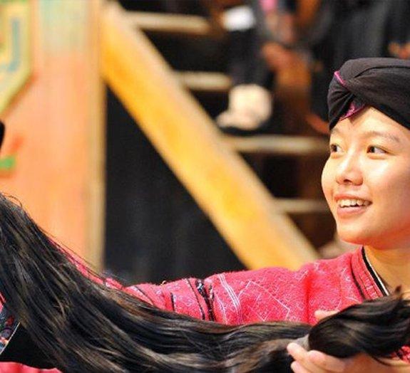 Huangluo: a vila de mulheres com cabelos de quase 2 metros de comprimento