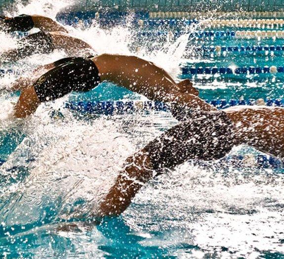 Olimpíadas 2012: piscina foi planejada para tornar nadadores mais rápidos