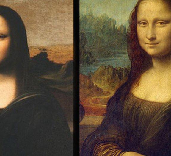 Será que Da Vinci também pintou a Mona Lisa quando ela era mais jovem?