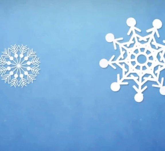 Você sabe como os flocos de neve são formados? [vídeo]