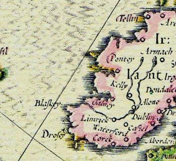 Atlântida que nada! Você já ouviu falar na mitológica Ilha de Hy-Brasil?