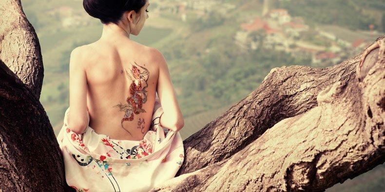 7 Coisas Que Você Provavelmente Não Sabe Sobre Tatuagens