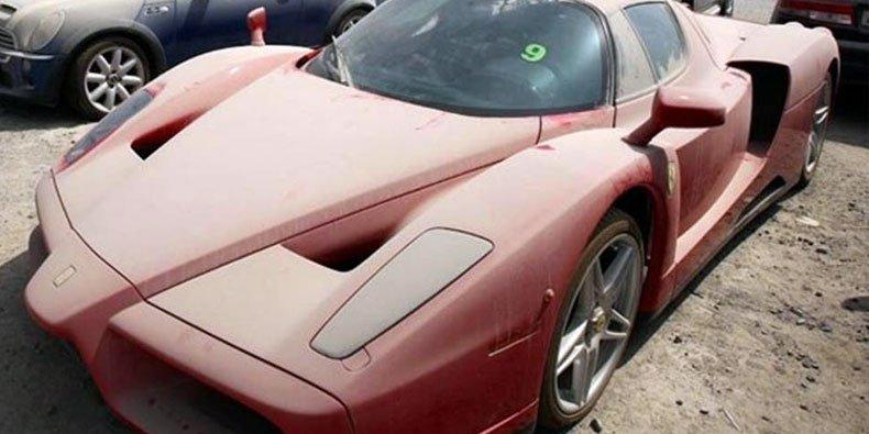 Joias sobre rodas  6 histórias de carros abandonados que hoje valem milhões  - Mega Curioso 8aaada52da45f